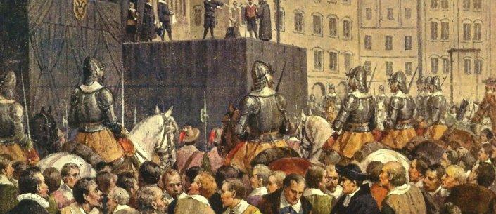 Staroměstská poprava * 400 let poté